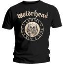 Motörhead - Undercover Seal T-Shirt XL