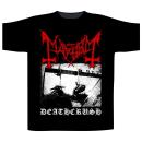 Mayhem - Deathcrush Black T-Shirt XXL