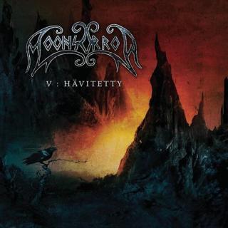 Moonsorrow - Chapter V: Ravaged CD -