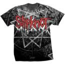 Slipknot - Giant Star All Over T-Shirt XL