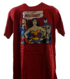 DC Originals - Let Be Heros This Holiday T-Shirt