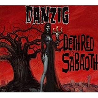 Danzig - Dethred Sabaoth Sticker