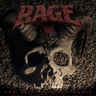 Rage - The Devil Strikes Again Digibook