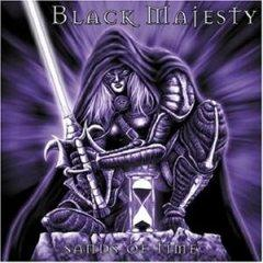 Black Majesty - Sands Of Time CD -