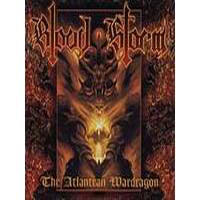Bloodstorm - The Atlantean Wardragon CD -