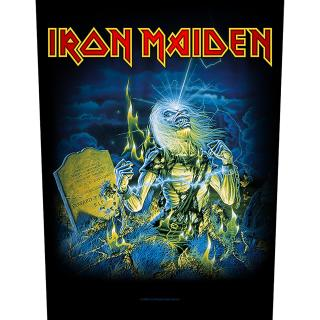 Iron Maiden - Live After Death Backpatch Rückenaufnäher