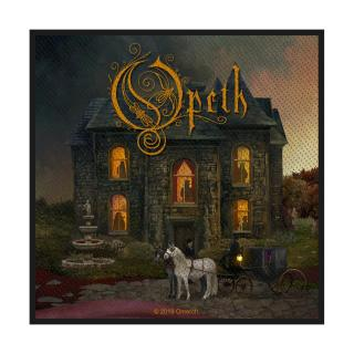 Opeth - In Caude Venenum Patch Aufnäher