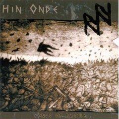 Hin Onde - Songs Of Battle CD -