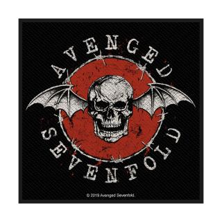 Avenged Sevenfold - Distressed Skull Patch Aufnäher