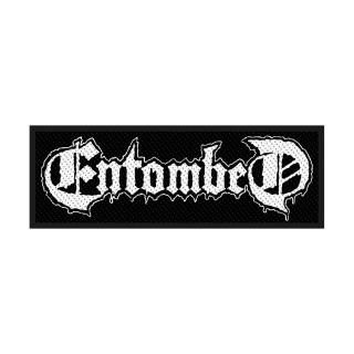 Entombed - Logo Patch Aufnäher