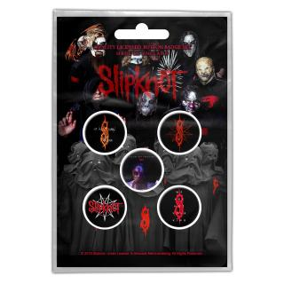 Slipknot - We Are Not Your Kind Button-Set