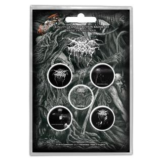 Darkthrone - Old Star Button-Set