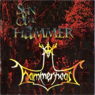 """V.A. - Hammerheart Sampler ,,Sign Of The Hammer"""" 2-CD -"""