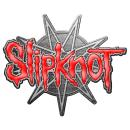 Slipknot - 9 Pointed Star Pin
