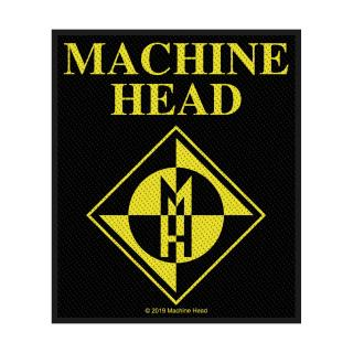Machine Head - Diamond Logo Patch Aufnäher