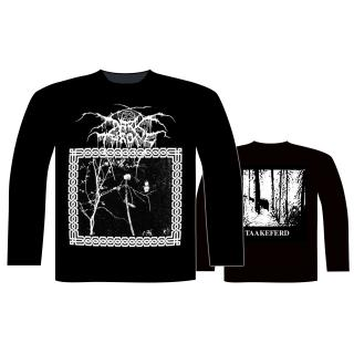 Darkthrone - Taakerferd/Under A Funeral Moon Longsleeve