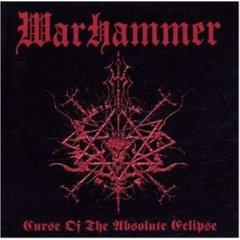Warhammer - Curse Of The Absolute Eclipse CD -