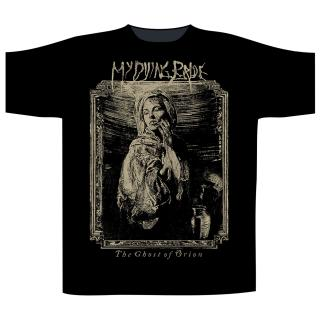 My Dying Bride - The Ghost Of Orion Woodcut T-Shirt