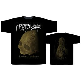 My Dying Bride - The Ghost Orion Skull T-Shirt